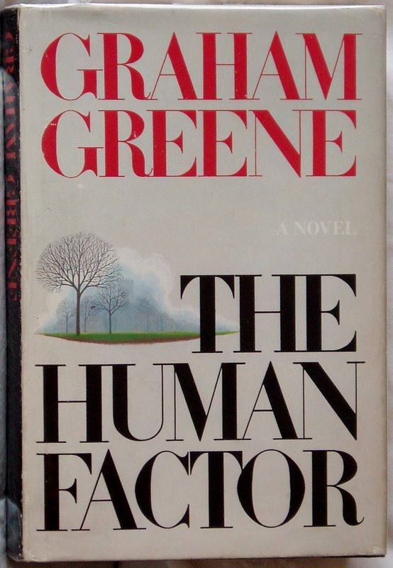 the human factor by graham green essay